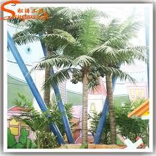 prix des palmiers exterieur extérieur artificiel ornement décoratif palmier cocotier dame