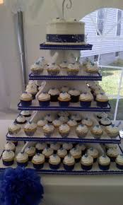 Best Royal Blue And Silver Wedding Cakes Photos