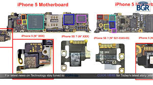 Alleged iPhone 5S motherboard photos leaked point at an upgraded