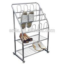 Metal Welding Cabinet Shoe Rack For Living Room Buy Portable