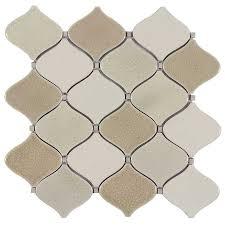 tile ideas sliced pebble mosaic tile arizona pebble rock sliced
