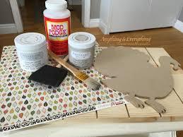 Americana Decor Creme Wax by Diy Interchangeable Wood Sign Anything U0026 Everythinganything