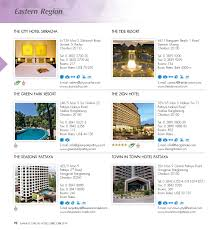 100 Banglamung Thailand Official Hotels Directory 2016 By Green World Publication