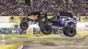 Monster Jam Sets Up Shop At The Peake This Weekend - News 9