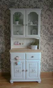 handmade solid pine painted kitchen dresser for sale on ebay uk