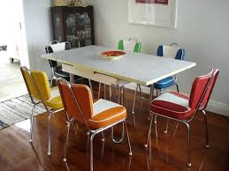 Retro Dining Table And Chairs Room Sets For Sale Uk Ebay
