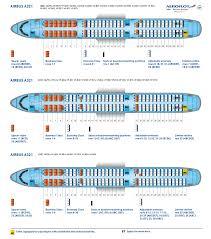 siege a320 seating plan aeroflot