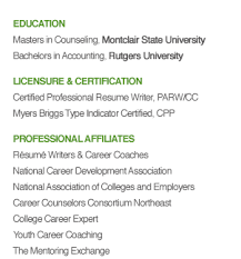 career coaching and resume writing professional association of resume writers and career counselors