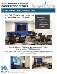 am agement bureau open space 4350 east hwy bethesda md 20814 office for lease on