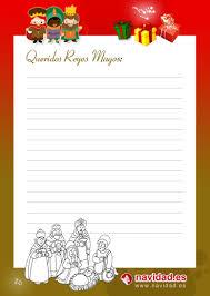Preparar La Carta Para Los Reyes Magos Educación 20