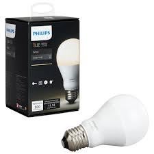 philips hue a19 smart led light bulb only smart lights