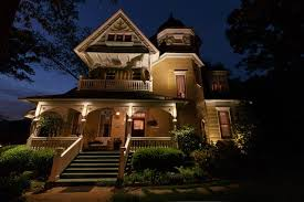 Sugar Magnolia Bed and Breakfast Lighting Project Atlanta GA