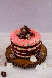 schoko erdbeer cake marion s kaffeeklatsch