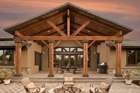Covered Patio Bar Ideas by 4 Types Of Outdoor Living Covers You Need Right Now Outdoor