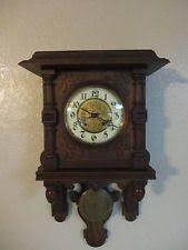 Collectible Wall Clocks Pre 1930