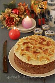 Cakes Decorated With Fruit by A Light Alcohol Free Fruit Cake Decorated With Marzipan For