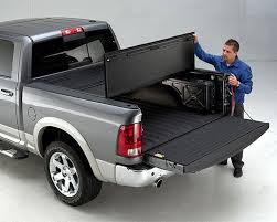 Undercover Flex Folding Tonneau Cover for Ford F150 Pickup Low