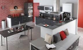 cuisine amenagee en u conception cuisine un aménagement réussi en 7 é à suivre