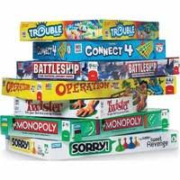 Stack Of Board Game Clipart