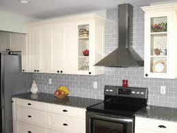 Brick Tile Backsplash Kitchen New Awesome Grey Subway Tile