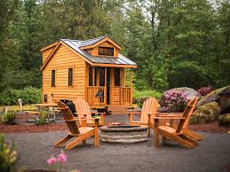 Portland's Tiny House Village Could Be The Future Of Weekend ... Rustic And Beautiful Backyard Simple Micro House Home Design Ideas Seattle Cottage How Much Does A Tiny Cost Blog Architecture Amazing Depot Kits Storage Tubular Microlodge Hobbit House Zoning Regulations What You Need To Know Curbed A 400squarefoot In Austin Packed With Big Small 68 Best Houses For Homes Diy Building Vs Buying From Builder Girl Power The Cool Fortshacktiny Of Tyler Rodgers