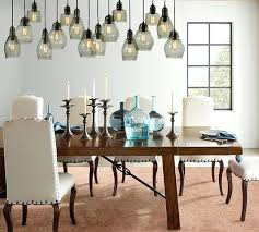Pottery Barn Dining Room Lighting Projects Ideas Fixtures Glass