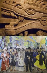 Diego Rivera Rockefeller Mural by Rg B Format