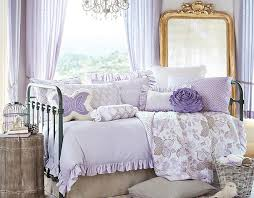 Little girl bedroom design ideas purple daybed forter sets