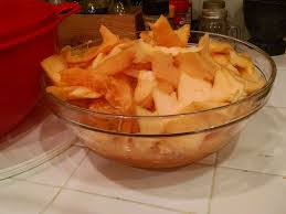 Bake Pumpkin For Pies by How To Bake A Fresh Pumpkin For Pie Etc 4 Steps With Pictures