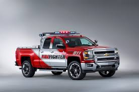 100 Emergency Truck Silverado Volunteer Firefighter Concept Can Take The Heat