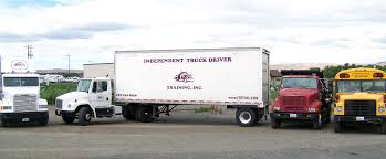 Truck & Bus Driver Training: Union Gap, Yakima, WA