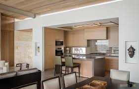 Kitchen Dining Room And Living All Open Wonderful Plan Spaces Design Of