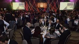 Friday Marked The 2016 PromaxBDA UK Awards And What A Spectacular Night It Was With Dazzling Award Ceremony Hosted By Katherine Ryan An After Party