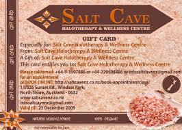 gallery salt cave nz