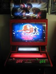 Arcade Cabinet Plans 32 Lcd by Red Storm 32