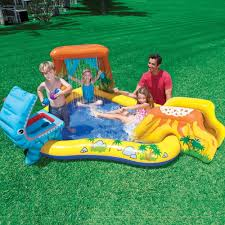 Inflatable Water Parks   Inflatable Jump O Lene Castle Bouncer ... Water Park Inflatable Games Backyard Slides Toys Outdoor Play Yard Backyard Shark Inflatable Water Slide Swimming Pool Backyards Trendy Slide Pool Kids Fun Splash Bounce Banzai Lazy River Adventure Waterslide Giant Slip N Party Speed Blast Picture On Marvellous Rainforest Rapids House With By Zone Adult Suppliers