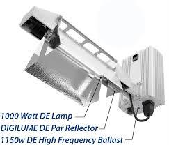 1000 Watt Hps Lamp by Digilume De 1000w 240v High Frequency Ballast Par Reflector U0026 De