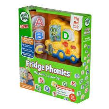 LeapFrog Fridge Phonics Magnetic Letter Set - Toys