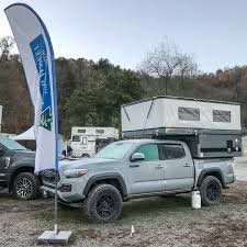 100 Tacoma Truck Camper TRD Pro And Four Wheel GearJunkie