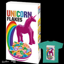 UNICORN Flakes By Benbdprod On Threadless