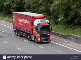 100 Tc Trucking Hayton Coulthard Shipping Freight Heavy Haulage Trucks On The M6 At