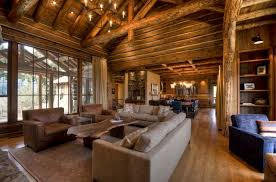 Mountain Home Surrounded By Forest Offers Rustic Living In Montana House Plan Mountain Home Interior Design Sensational Charvoo Moonlight Montana Expressions Modern With Striking Details In Martis Camp Best 25 Home Interiors Ideas On Pinterest Log Homes Images Image B 11775 Ideas For Pleasing Hospality Decor Tastefully With Scenic Views By Kevin Howard Architects Hendricks Architecture Idaho