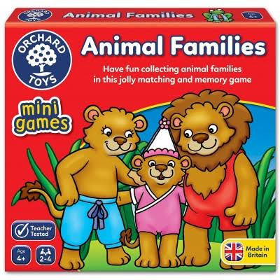 Orchard Toys Animal Families