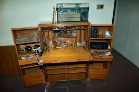 Fly Tying Table Woodworking Plans by Desk 4 Hatches Fly Tying Magazine