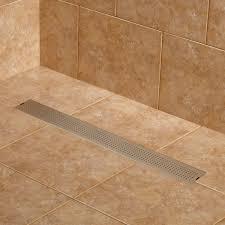 Unclogging A Bathtub Drain With Vinegar by Reid Stainless Steel Linear Shower Drain Bathroom