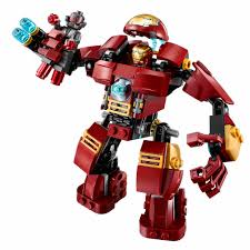 LEGO Super Heroes The Hulk Buster Smash