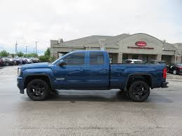 2017 Used GMC Sierra 1500 Elevation Pkg Double Cab 4x4 20