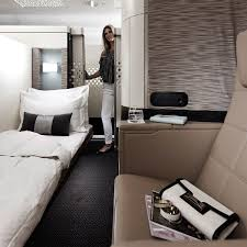 Emirates new first class suite Airbus A380 Boeing 777 Australian