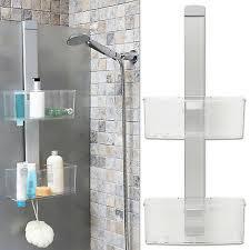 36x25 cm bad hänge regal dusch korb ablage badezimmer