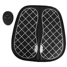 Yuhenshop Electric Foot Massager Mat, Foldable Portable Feet Care Pad With  6 Modes 10 Intensity Levels To Relax The Body Snailax Shiatsu Neck And Back Massager With Heat Deep Tissue Portable Rechargeable Wireless Handheld Hammer Pads Stimulator Pulse Muscle Relax Mobile Phone Connect Urban Kanga Car Seat Grelax Ez Cushion For Thigh Shoulder New Chair On Carousell 6 Reasons Why Osim Ujolly Is The Perfect Full Klasvsa Electric Vibrator Home Office Lumbar Waist Pain Relief Pad Mat Qoo10 Amgo Steam Sauna 9007 Foot Amazoncom Massage Chair Back Massager Kneading Yuhenshop Foldable Portable Feet Care Pad Modes 10 Intensity Levels To Relax Body